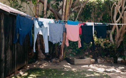 Dry Your Clothes Outdoors