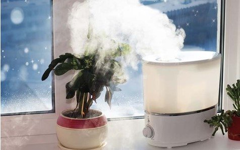 Humidifiers Cool The Air